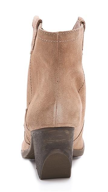 Madison Harding Miller Western Booties