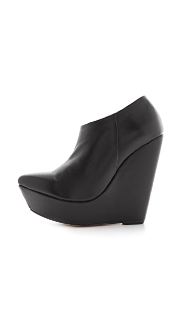 Madison Harding Adrian Wedge Booties