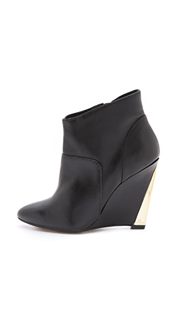 Madison Harding Debra Wedge Booties