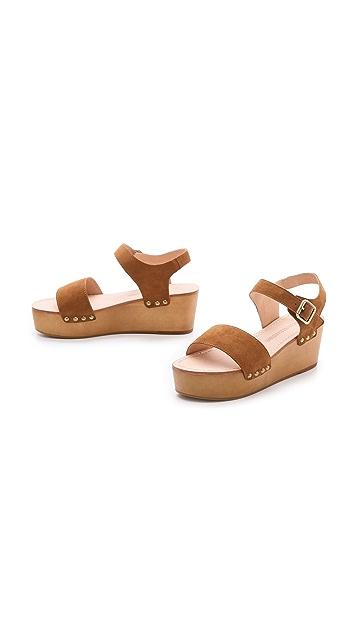 Madison Harding Jo Platform Sandals