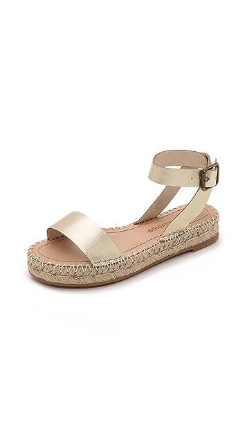 Madison Harding Lenny Espadrille Sandals