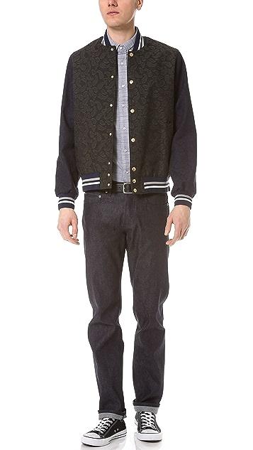 Maison Kitsune Paisley Jacket