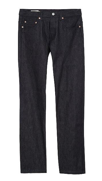Maison Kitsune Classic Jeans