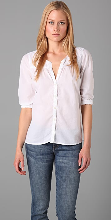 7c3b4a432b8 Scotch & Soda/Maison Scotch A Line Tunic Shirt | SHOPBOP