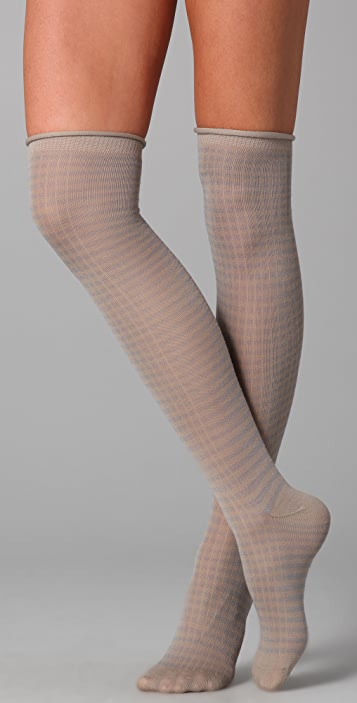 Scotch & Soda/Maison Scotch Striped Knee High Socks