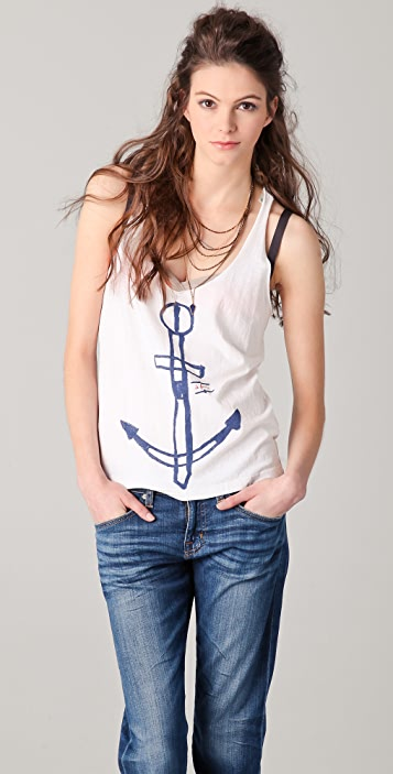 Scotch & Soda/Maison Scotch Anchor Tank