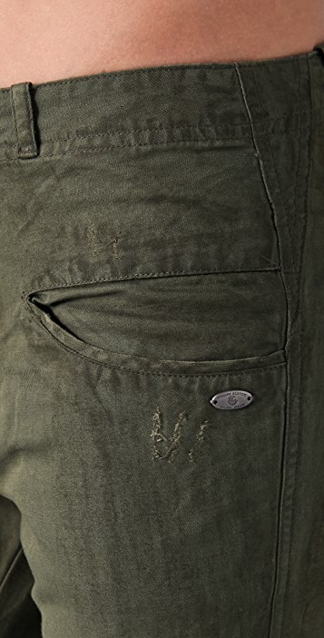 Scotch & Soda/Maison Scotch Military Pants