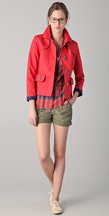 Scotch & Soda/Maison Scotch Bonded Sailor Jacket