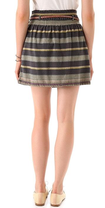 Scotch & Soda/Maison Scotch Belted Beach Skirt