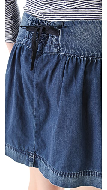 Scotch & Soda/Maison Scotch Denim Skirt