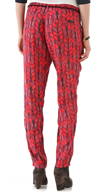 Scotch & Soda/Maison Scotch Baggy Printed Pants
