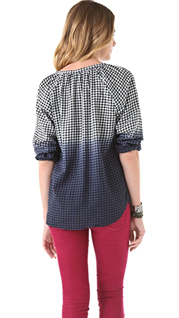 Scotch & Soda/Maison Scotch A Line Woven Top