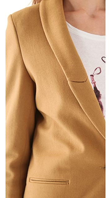 Scotch & Soda/Maison Scotch Tailored Coat