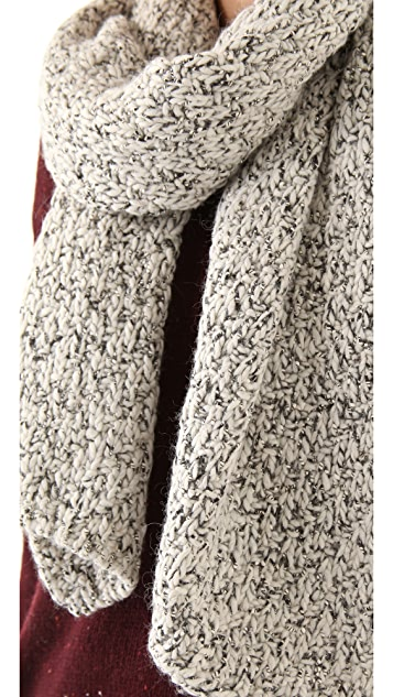 Scotch & Soda/Maison Scotch Knit Melange Scarf