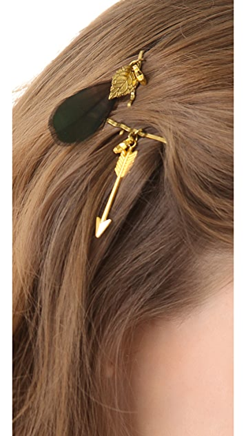 Scotch & Soda/Maison Scotch Charm Hair Clips