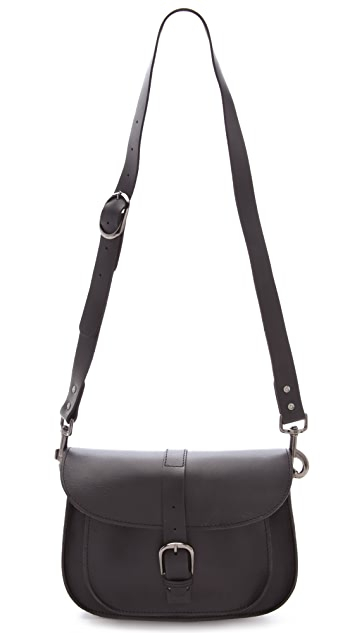 Scotch & Soda/Maison Scotch Leather Shoulder Bag