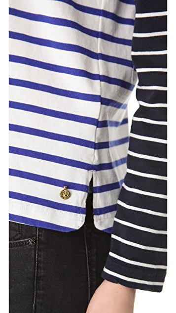 Scotch & Soda/Maison Scotch Breton Stripe Tee