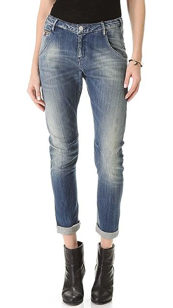 Scotch & Soda/Maison Scotch Slouchy Skinny Jeans