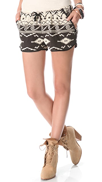 Scotch & Soda/Maison Scotch Ikat Shorts
