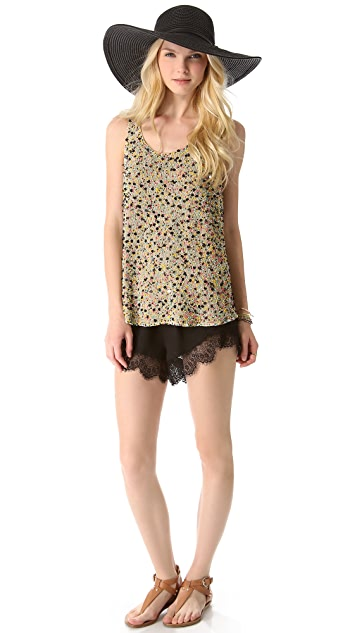 Scotch & Soda/Maison Scotch Multicolor Beaded Tank
