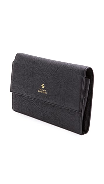 Scotch & Soda/Maison Scotch Travel Wallet