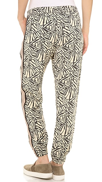 Scotch & Soda/Maison Scotch Draped Pants with Tape