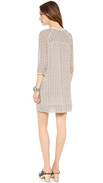 Scotch & Soda/Maison Scotch Cadillac Inspired Drapey Dress
