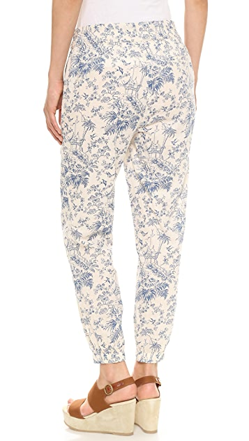 Scotch & Soda/Maison Scotch Toile de Jouy Pants