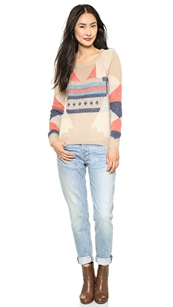 Scotch & Soda/Maison Scotch Multi Knit Sweater