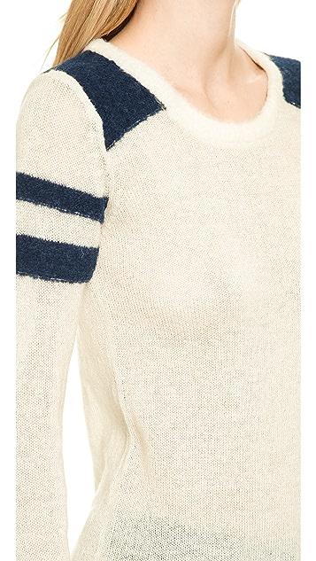 Scotch & Soda/Maison Scotch Baseball Sweater