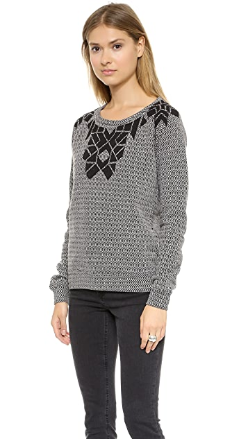 Scotch & Soda/Maison Scotch Long Sleeve Sweater