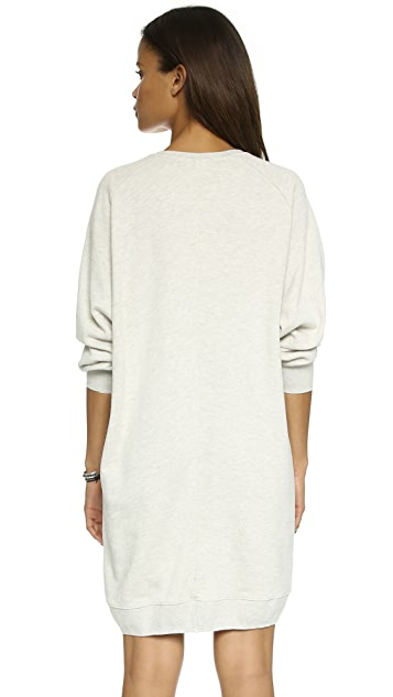 Scotch & Soda/Maison Scotch Home Alone Sweatshirt Dress