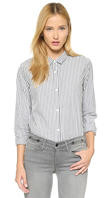 18ddad5e Scotch & Soda/Maison Scotch Striped Boyfriend Shirt | SHOPBOP