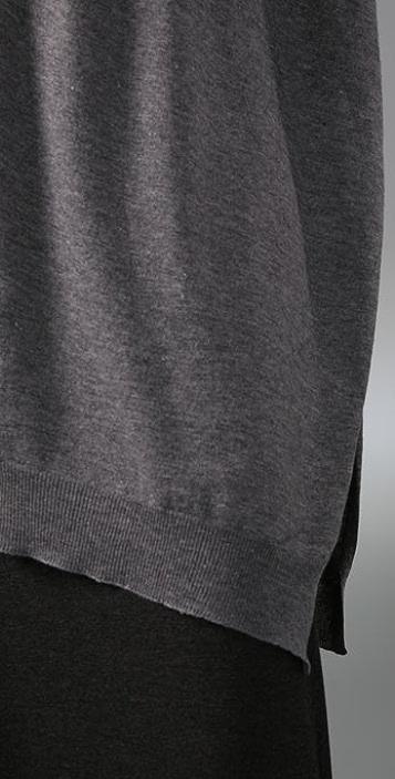 MM6 Wool Wrap