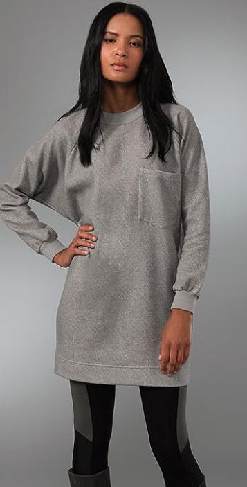 MM6 Sweatshirt Dress