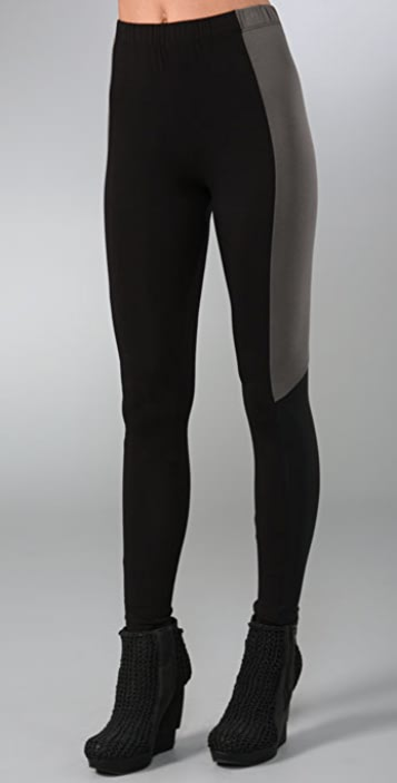 MM6 Combo Leggings