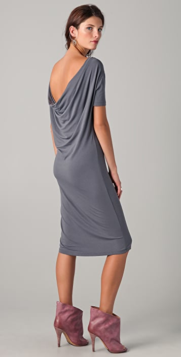 MM6 Front to Back Dress