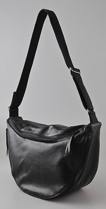 MM6 Calfskin Belt Bag