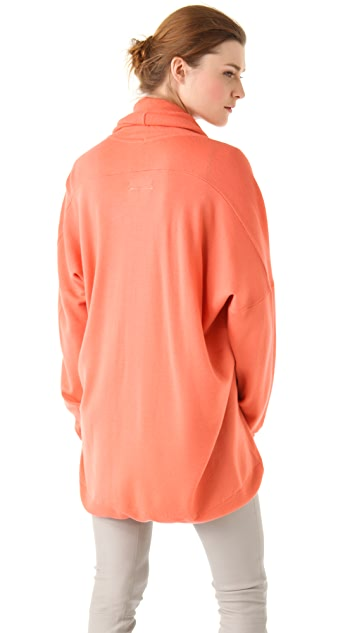 MM6 Oversized Cocoon Sweater