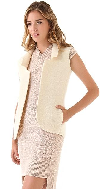 MM6 Wool Vest