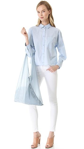 MM6 Slouchy Shoulder Bag