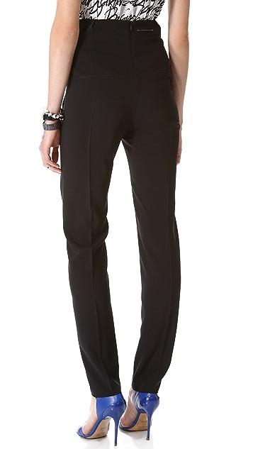 MM6 Tuxedo Pants