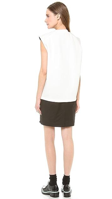 MM6 Combo Dress