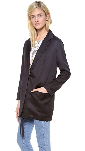 MM6 Two Button Coat