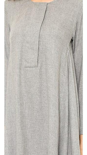 MM6 Henley Dress