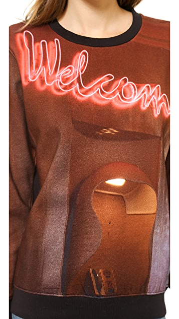 MM6 Welcome Sweatshirt