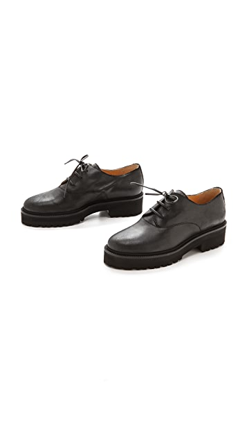 MM6 Flat Oxfords