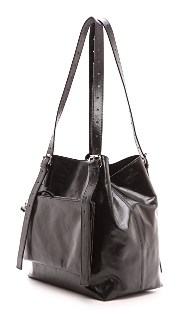 MM6 Tote with Front Pocket