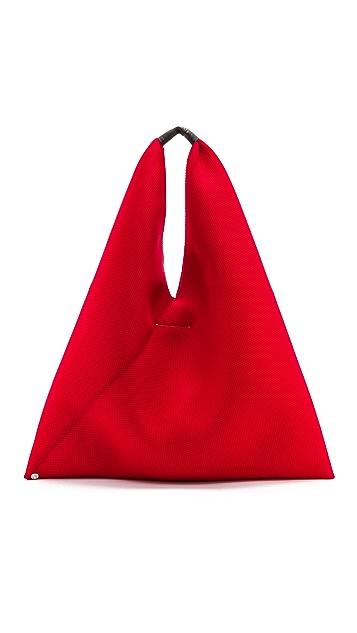 MM6 Net Mesh Hobo Bag