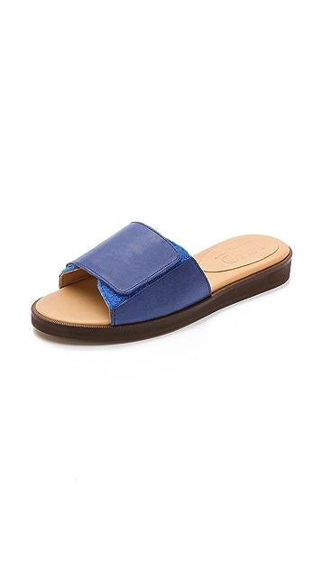 MM6 Velcro Slides